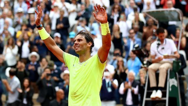 """""""Der König möchte nicht teilen"""": So verneigt sich die Sportwelt vor Nadal"""