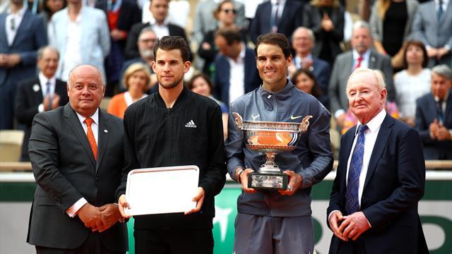 RG19: Rafael Nadal, pentru a 12-a oară campion la Paris