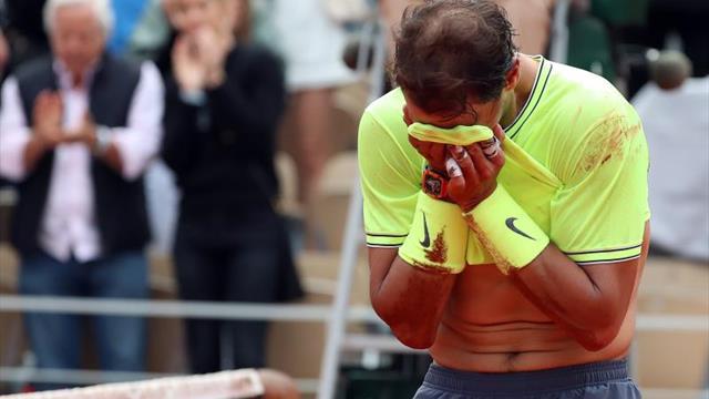"""Toni Nadal: """"Creo que el año que viene, Rafael volverá a ser favorito"""""""