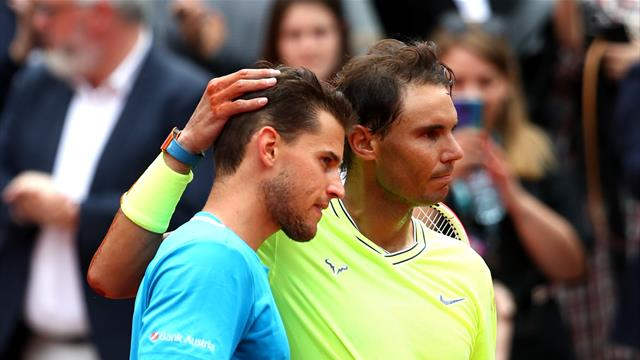 Nadal may be the 'King of Clay' but Thiem is more than a prince