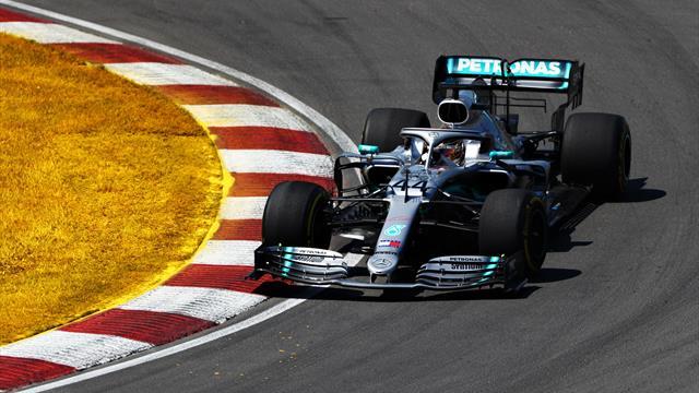 Vettel pénalisé, Hamilton hérite de la victoire