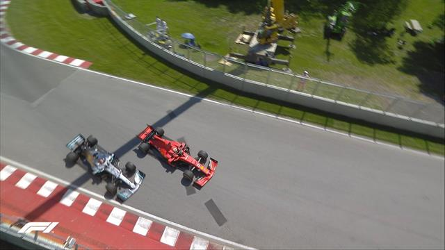 Erreur et retour dangereux en piste : la manœuvre qui a coûté la victoire à Vettel