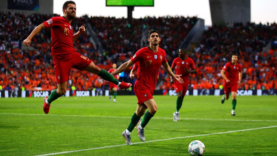 Le Portugal Bat Les Pays Bas En Finale 1 0 Et Remporte La