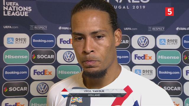 Virgil Van Dijk: Jeg er meget stolt af holdets udvikling