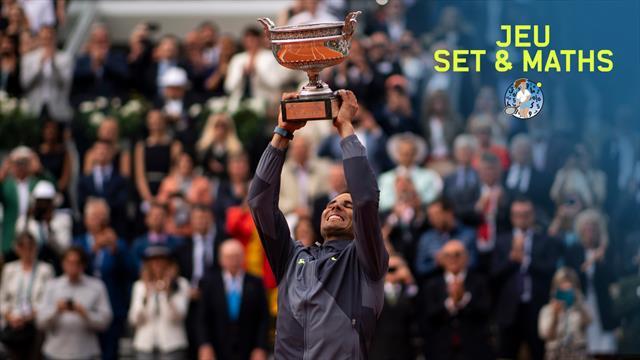 """Nadal comme Federer, Barty historique et les """"marathon men"""" : le bilan stats de la quinzaine"""