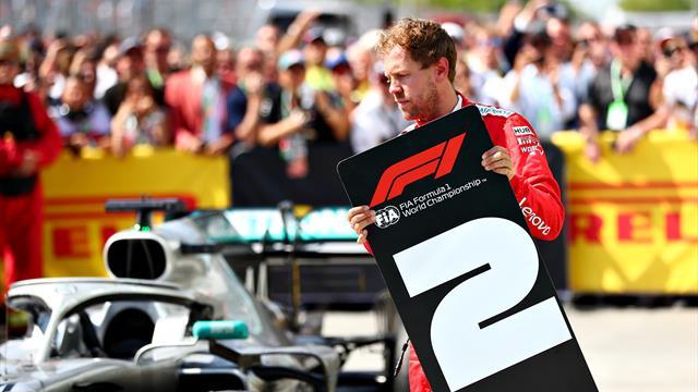 Ferrari va faire appel de la décision de pénaliser Vettel
