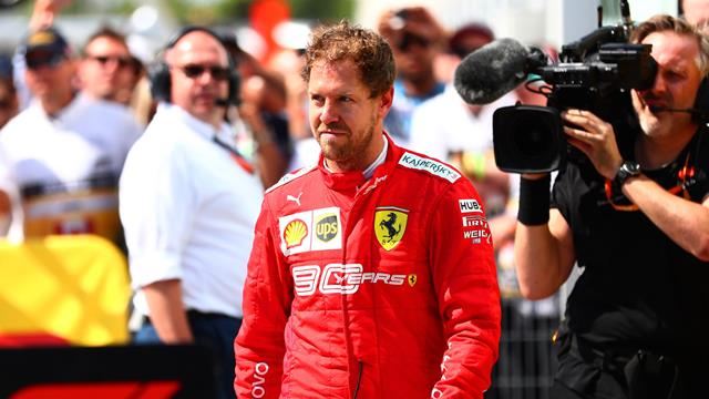"""Vettel s'insurge contre sa pénalité : """"Je n'ai rien fait de mal"""""""
