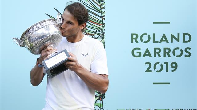 Nadal won't return until Wimbledon