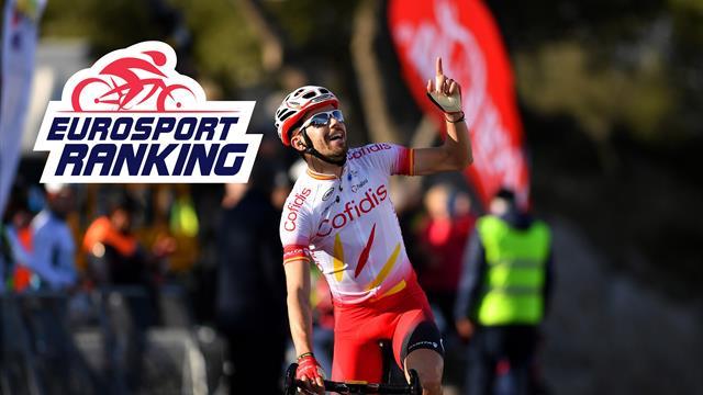 Eurosport Ranking : Alaphilippe reste leader, Herrada entre dans le top 100