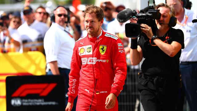 Vettel: I did nothing wrong