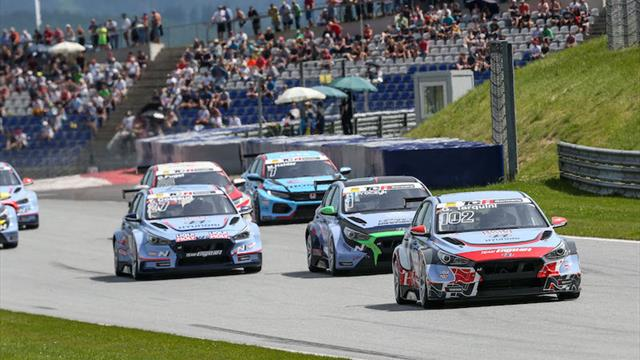 WTCR's Tarquini in Red Bull Ring guest drive