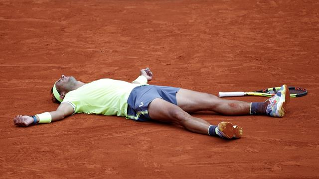 How supreme mentality saw Nadal rise again in season of despair