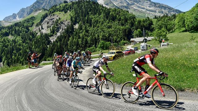 Das Critérium du Dauphiné live im TV und im Livestream bei Eurosport