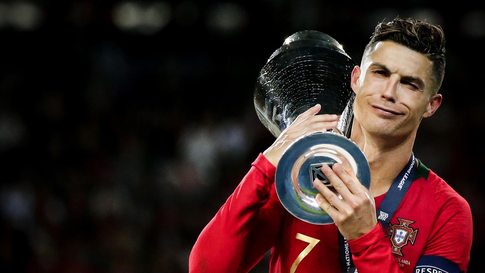 UEFA Nations League: Cristiano Ronaldo annoyed by Ballon d ...