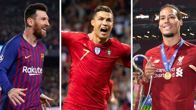 VOTE: Who will win the 2019 Ballon d'Or?