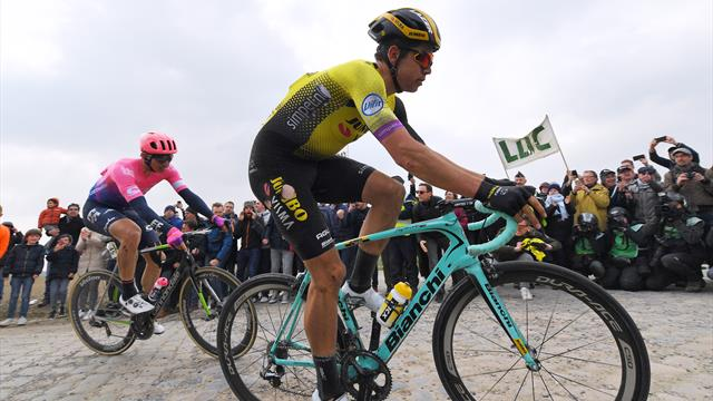 """Van Aert, sur sa sélection pour le Tour : """"C'est un rêve qui se réalise"""""""