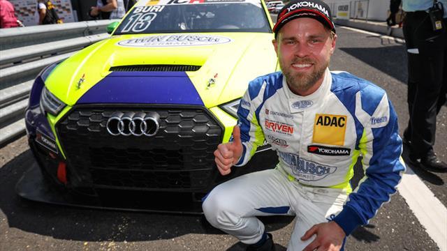 Buri secures Nürburgring Nordschleife WTCR wildcard