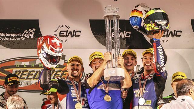 Moto Ain win FIM Endurance World Cup