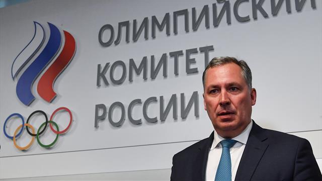 """Dopage : le Comité olympique russe """"fera tout"""" pour que la Russie soit à Tokyo"""