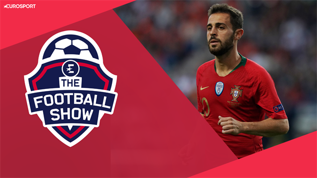 The Football Show: Silva the world beater, two sides to England fans, Southgate needs new team spine