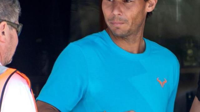 Nadal descansa ya en Mallorca tras conseguir su duodécimo Roland Garros