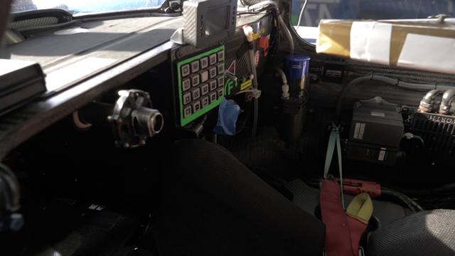 24 Ore di Le Mans con Cetilar Racing: i segreti dell'abitacolo