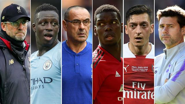 Who should the Premier League 'Big Six' sign and sell?