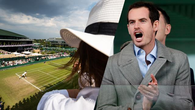 Countdown to Wimbledon: Murray's return and what to look out for this grass-court season