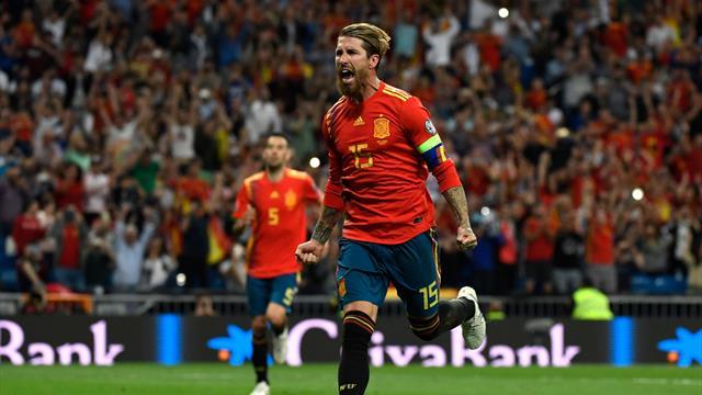 Clasificación Eurocopa 2020, España-Suecia: La Roja sí hace feliz al Bernabéu (3-0)