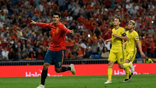 L'Espagne garde le rythme