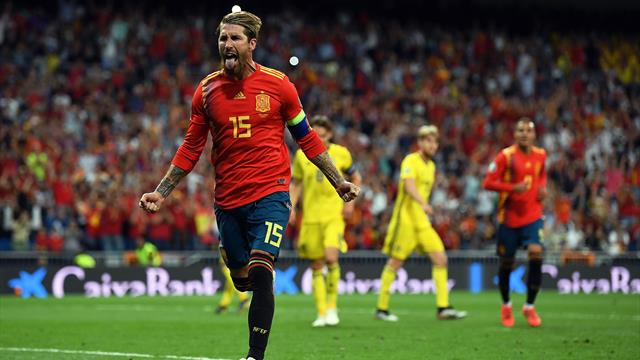 ❌ ⚽ La audiencia de Eurosport no llevaría a Sergio Ramos a Tokio 2020