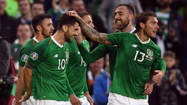 Ireland labour to victory against Gibraltar
