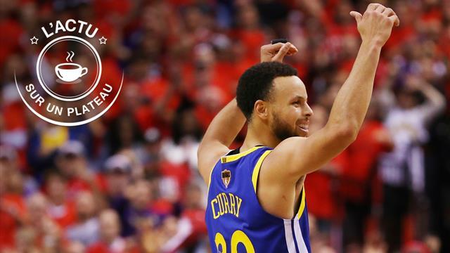 Warriors, Bleus, Ligue des champions, TP : l'actu sur un plateau