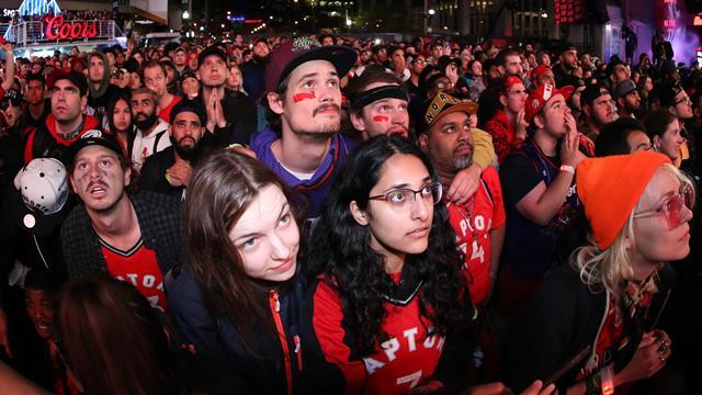 A Toronto, la douche froide pour les fans des Raptors
