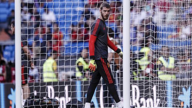De Gea's Spain future in doubt as Kepa class impresses
