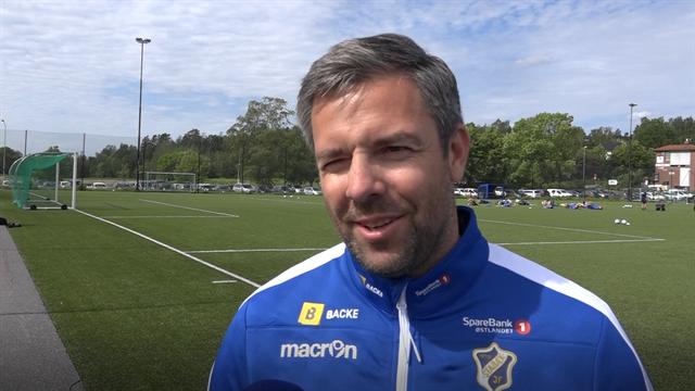 Inge Andre Olsen om ansettelsen
