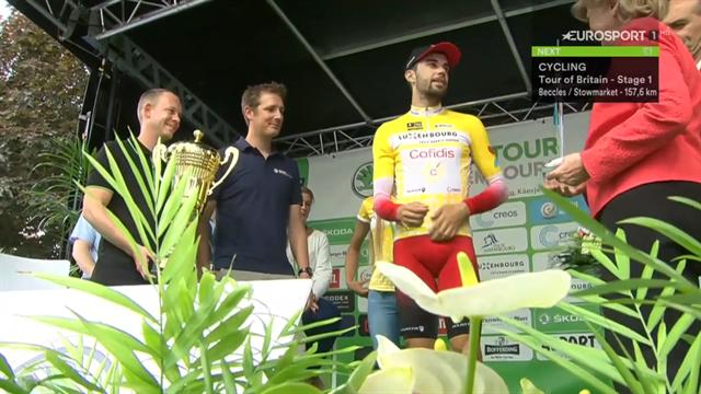 Tour de Luxemburgo 2019: La exhibición final de Jesús Herrada, ataque demoledor y segunda victoria