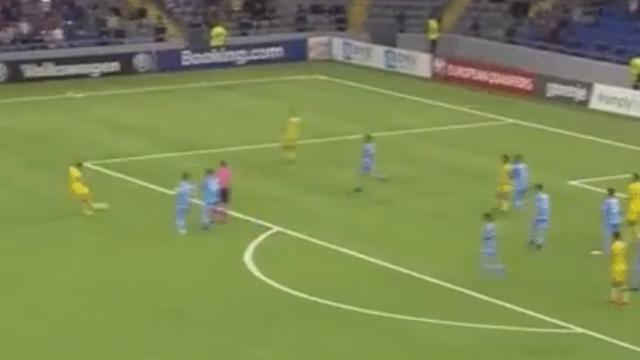 Казахстан забил Сан-Марино на 5 мячей меньше России, но голы все равно достойны внимания