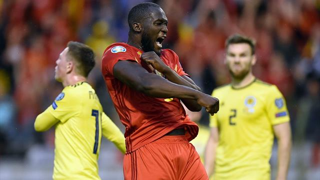 Romelu Lukaku breaks silence about his Man United future