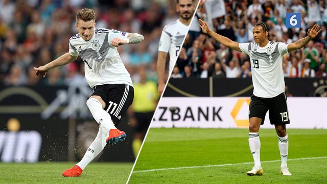 Highlights: Tyskland rundbarberede chanceløse Estland med otte mål