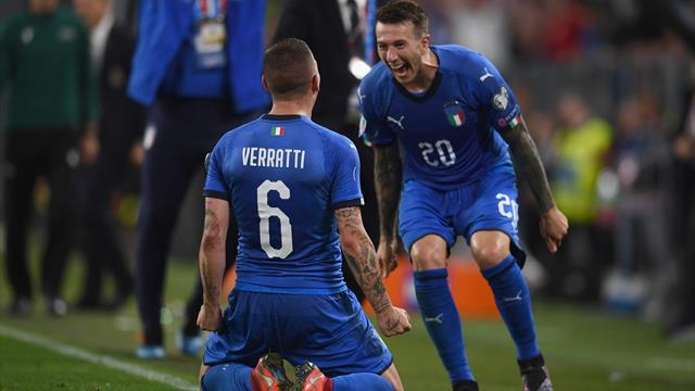 Italia-Bosnia in Diretta tv e Live-Streaming