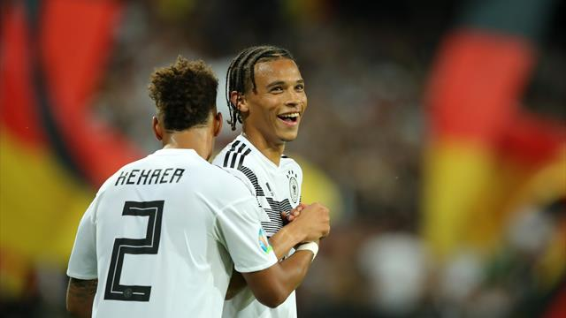 Germany crush Estonia 8-0, Northern Ireland earn late win: Euro 2020 qualifying round-up