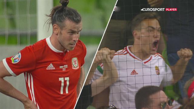 Highlights: Sen scoring dukkede Wales og uskarpe Bale i ungarnsk heksekedel