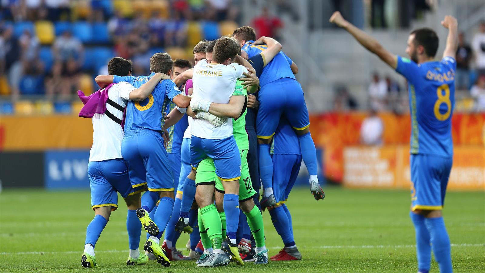 Сборная Украины в финале молодежного чемпионата мира. Что это за команда
