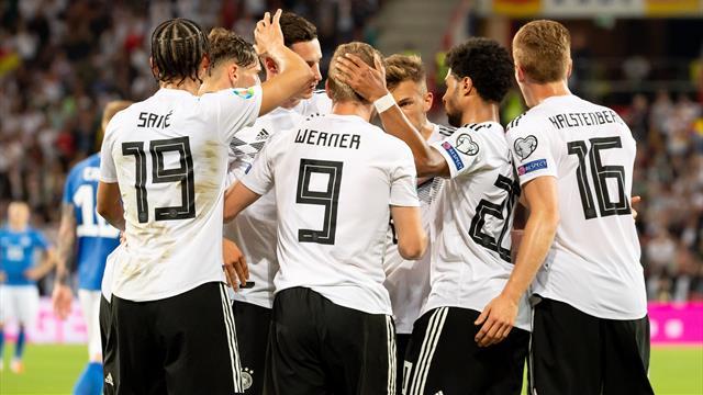 La Germania esagera, la Francia riparte, Lukaku e De Bruyne trascinano il Belgio