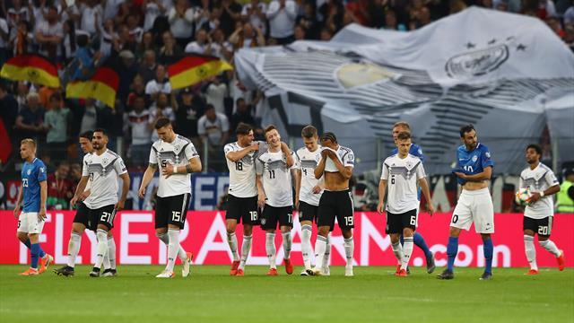 DFB-Elf in der Einzelkritik: Reus überragend - Kehrer nutzt die Chance