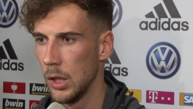 """Sané zum FCB? Goretzka: """"Habe mit ihm gesprochen"""""""