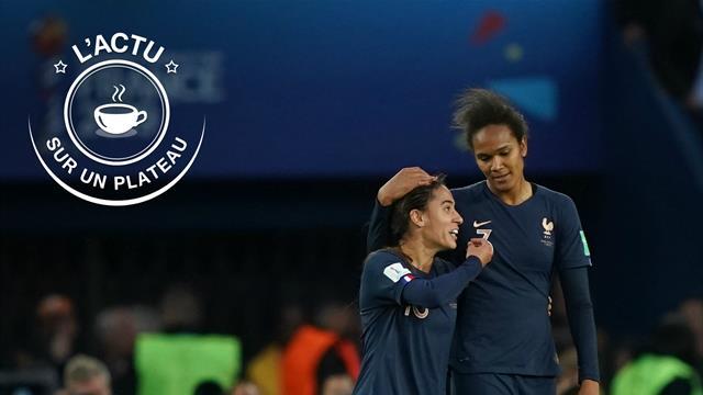 Bleus, Bleues, 13-0, Stuttgart : L'Actu sur un plateau