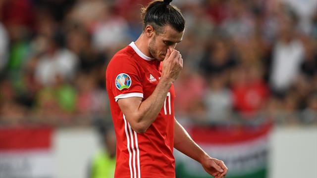 Giggs comes to Bale's defence after costly miss in Wales' 1-0 defeat to Hungary