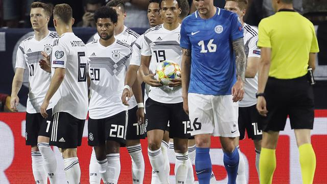 Marcus Sorg: Germany performance against Estonia was perfect